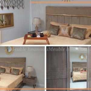 "Chambre couple ""Nesrine""_ Meuble Tunisie"