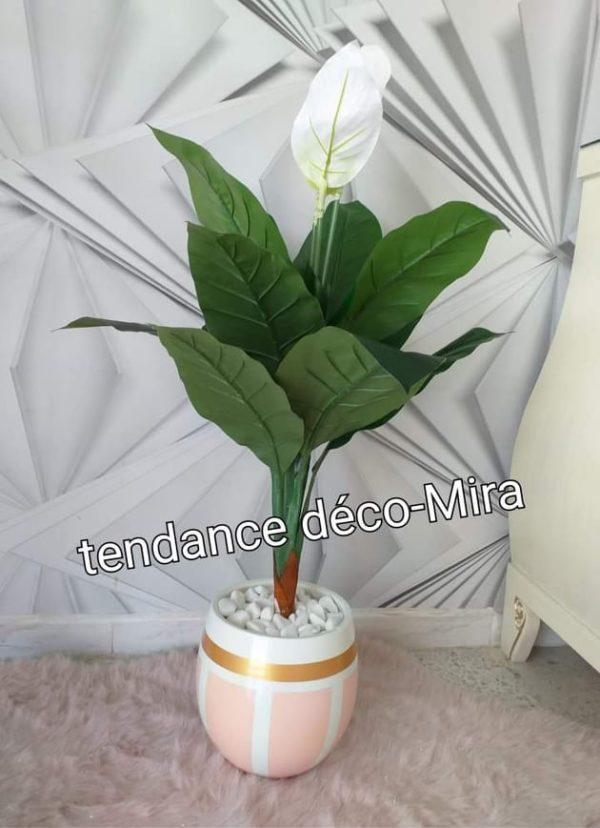 Plante artificiel _ RF:P17_Décoration-Tunisie